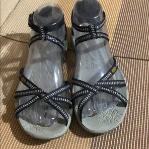 Keen Strappy Sandals EUC